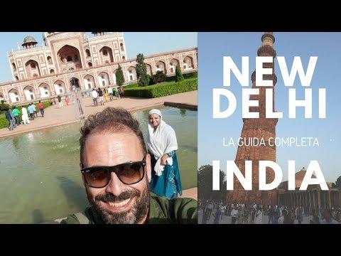 New Delhi. Il top della città in un giorno