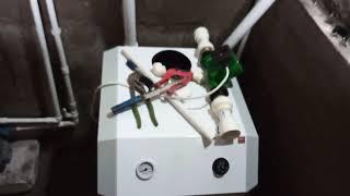 Как правильно установить печка лемакс для отопление и мотор и расширительный бак