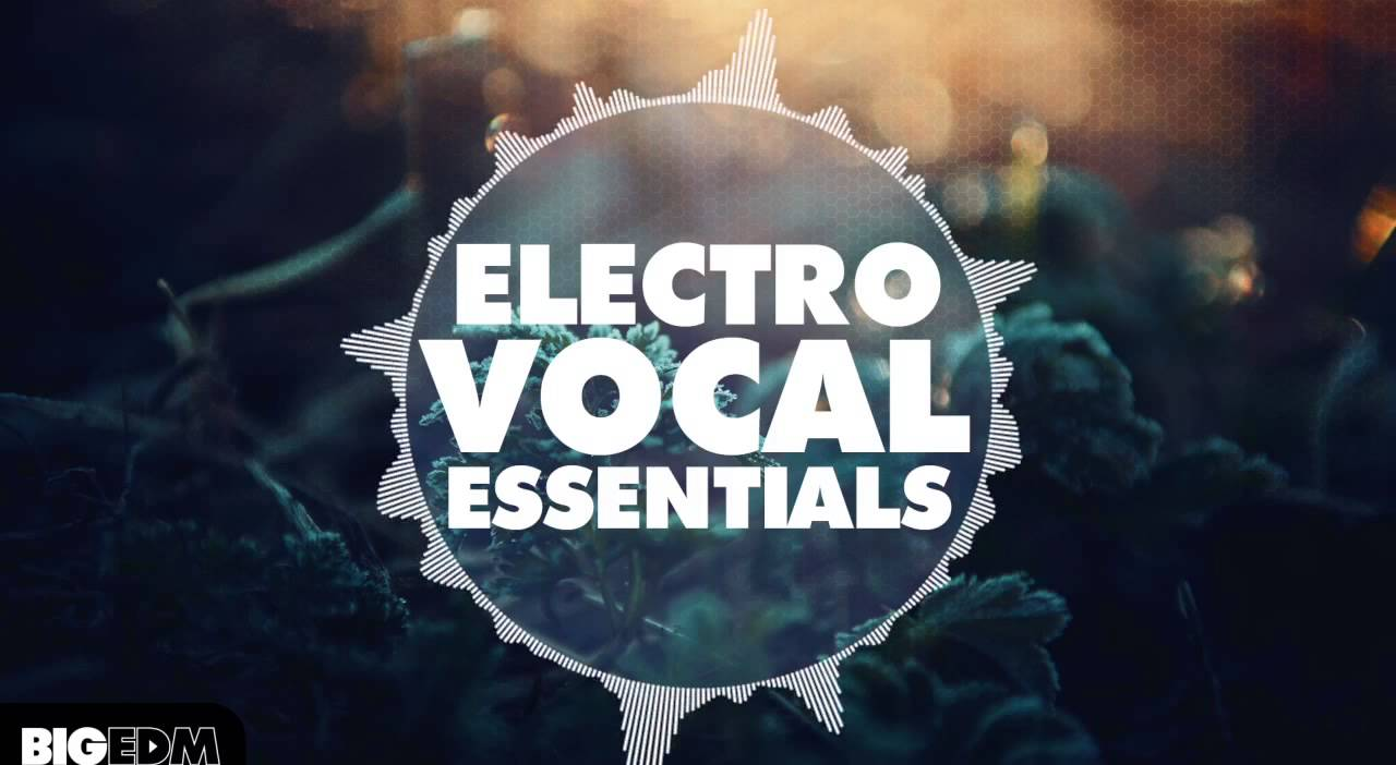 edm vocal packs