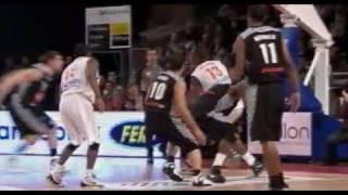 CB -K.Seraphin Draft NBA Et Cholet 2009-2010