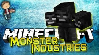 Minecraft: Monster Industries New 1.8 Mini-Game w/Bajan Canadian and Friends!