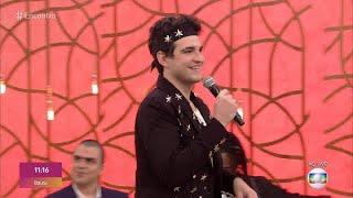 """Baixar Jão cantando """"Louquinho"""" no Encontro Com A Fátima Bernardes."""