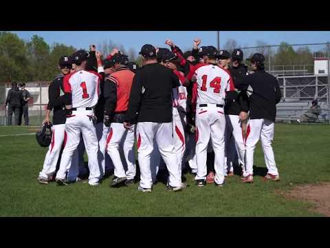 Spring Boys Varsity Baseball Baldwinsville VS Syracuse 5/3/2017