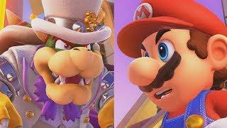 Super Mario Odyssey - Opening Cutscene