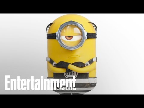 'Despicable Me 3': Meet The Mutinous New Minion | News Flash | Entertainment Weekly