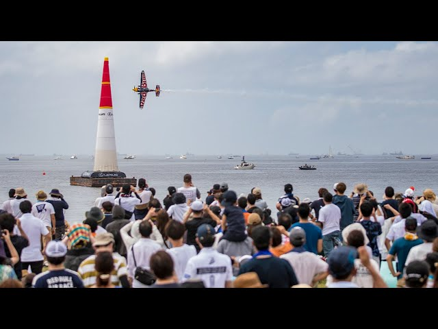 The Great Red Bull Air Race