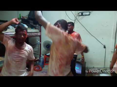HOLI Song Bhojpuri  2016  Dhanusha