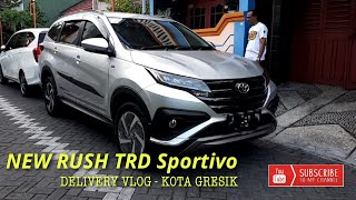 NEW RUSH TRDS SILVER 2018 - DELIVERY VLOG