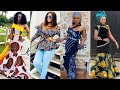 Latest 2019 African Fashion Dresses For Lovelies to Rock this Month