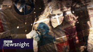 The legacy of May '68 - BBC Newsnight