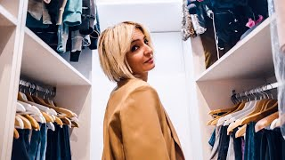 Veronica Peparini CLOSET TOUR (Tour Armadio)