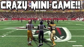 THE MOST INSANE GAME OF KICK RETURN CHAOS EVER!! Madden Mini Game