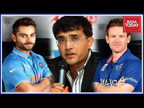 Sourav Ganguly Speaks On India Vs England 2nd ODI