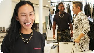 Alexander Wang Treated This Fan to a $20,000 Shopping Spree // Omaze