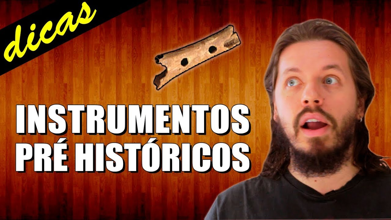 Instrumentos Musicais MAIS ANTIGOS do mundo - Dicas do Bardo