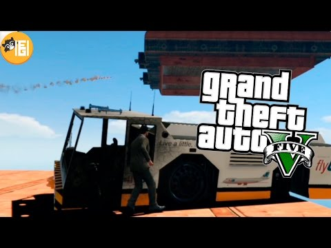 GTA V ONLINE - AVALANCHE - TEXUDÃO ARROB@DO!
