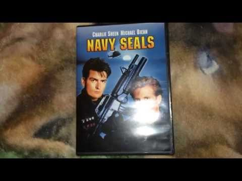 Navy Seals 1990 & The Chase 1994 Films .