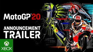 MotoGP™20 | Announcement Trailer