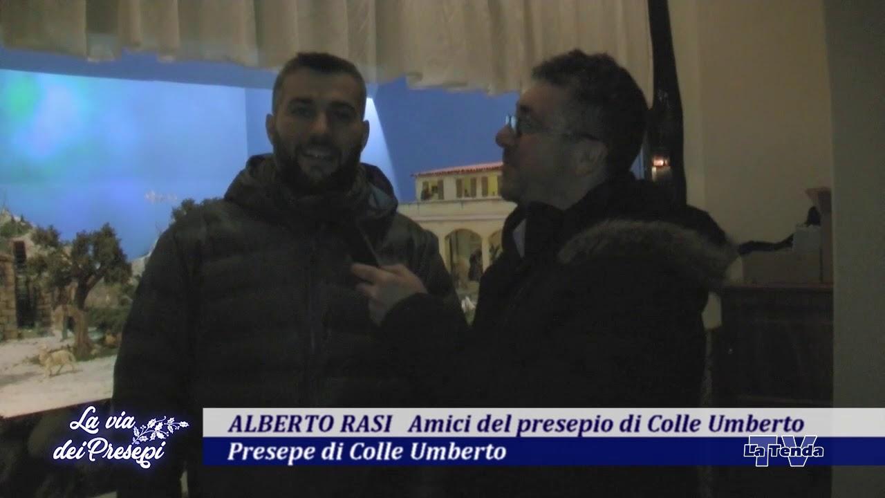 La via dei Presepi - Colle Umberto