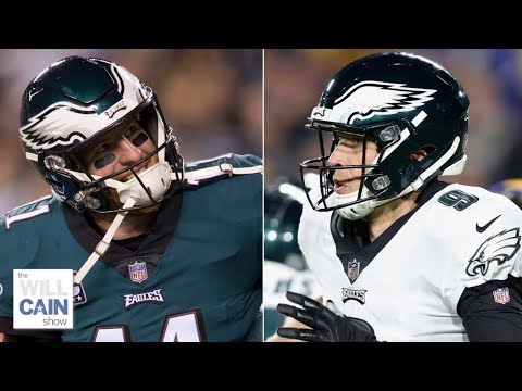 Is Carson Wentz or Nick Foles the Eagles' QB of the future?   The Will Cain Show
