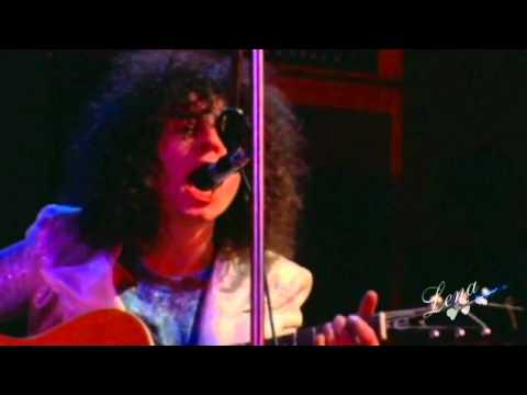 Cosmic Dancer ★°•.☆ Marc Bolan & T. Rex (lyrics) HD