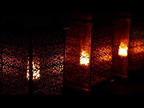 The LED Flaming Bulb