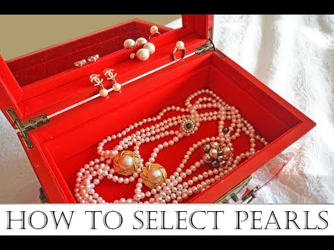 How To Buy Pearls & How To Choose Pearls - Types, Grading, Styles, Price & Care!