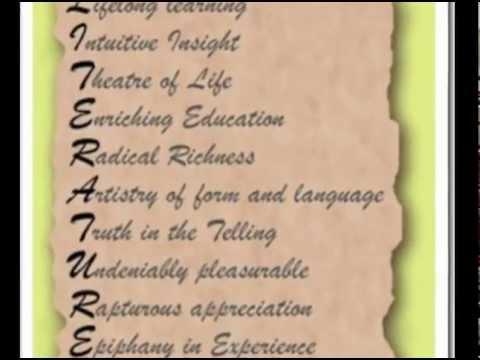 Philosophy and Literature | Philosophy Talk