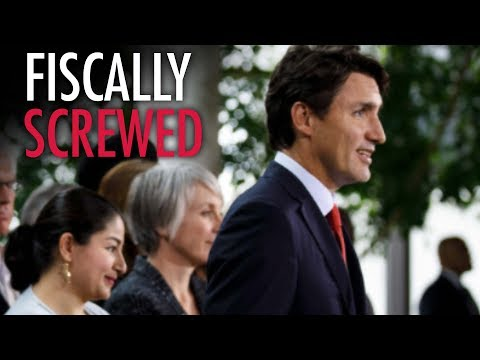 Message for Trudeau: Generation Screwed worried about debt, deficits