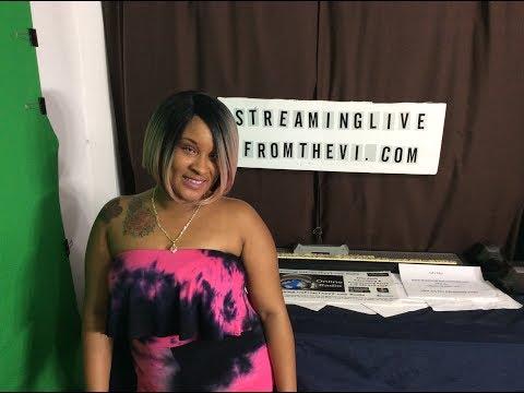 """Virgin Islands Artist Linae & her new song """"Ride or Die""""  5.31.17"""