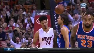 November 23, 2015 - FSS - Game 13 Miami Heat Vs New York Knicks - Win (09-04)(Heat Highlights)