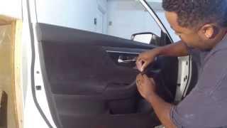 How To Remove Door Panel - Nissan Altima 2013, 2014, 2015