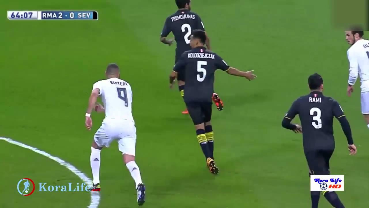 Download Real Madrid vs Sevilla (4-0) 2016 - All Goals HD