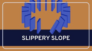 Slippery Slope - Critical Thinking Fallacies | WIRELESS PHILOSOPHY