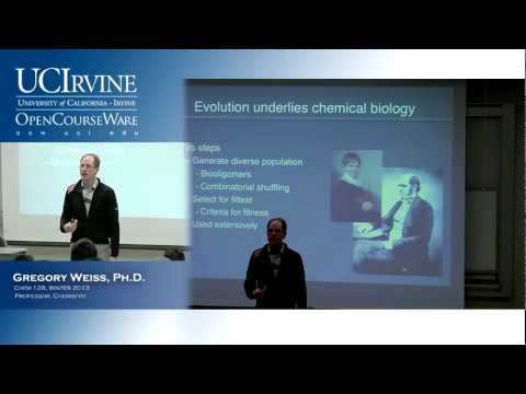 Introduction to Chemical Biology 128. Lecture 01. Introduction/What is Chemical Biology?