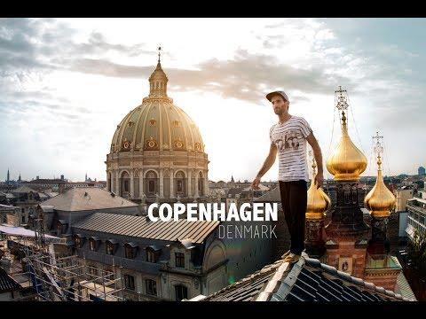 Danish Spin - Pedro Salgado with friends in Denmark
