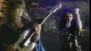 DIO - Naked in the Rain (San Antonio TX, 1988)