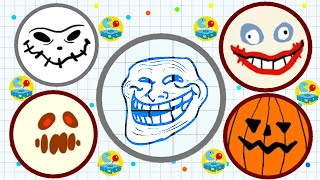 Agario Invisble Skin Trolling Part 2 Agar.io Mobile Funny Moments Compilation