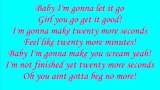Chris Brown - Beg for it { LYRICS }
