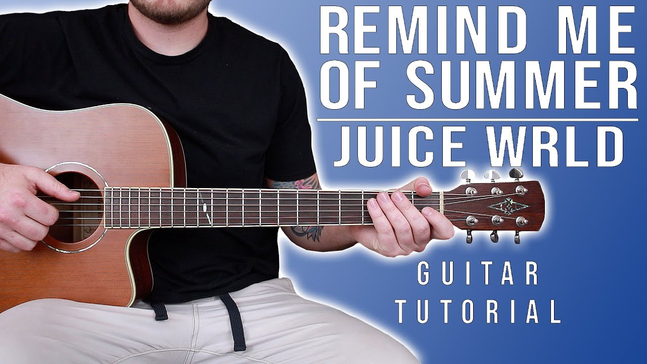 how to play summertime on guitar
