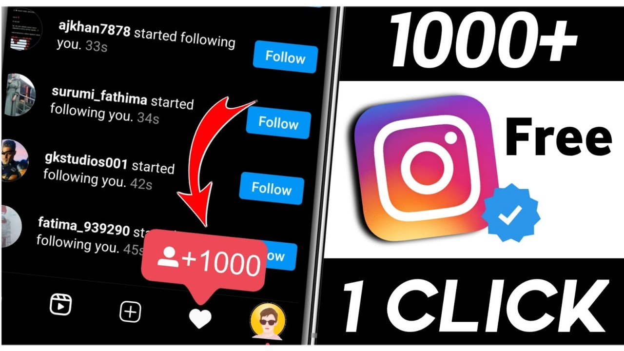How to get Followers on Instagram 2021 | how to get instagram followers 2021 | instagram Followers