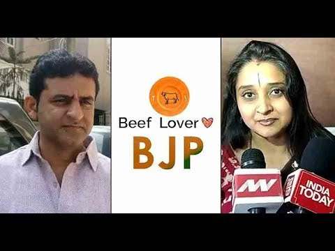 Beef Janata Party: Video posted by Congress has BJP simmering