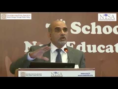 SCNC 2015 | Session 1 | New Education Policy: Depoliticizing Education | Kamal Kishore Sharma