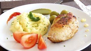 """Супер вкусный рецепт """"Фаршированные куриные грудки"""" (Chicken Breast with Eggs)"""