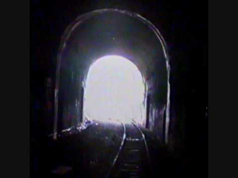 East Side Railroad Tunnel in Providence in 1987