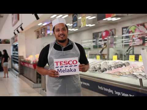 Tesco Malaysia   Tesco Melaka welcomes you to our store