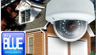 NEW  Security Camera CHEAP and   BEST OF 2016!! (Analog 1080P AHD) BIG BLUE SECURITY