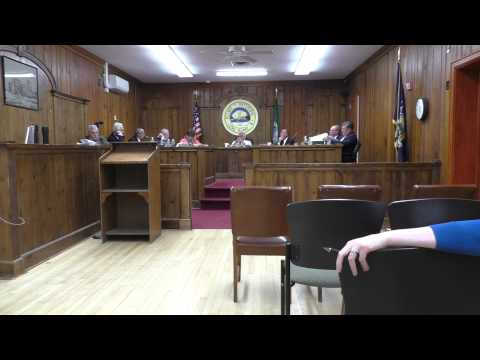 Patchogue Village Board of Trustees Meeting 5/26/15