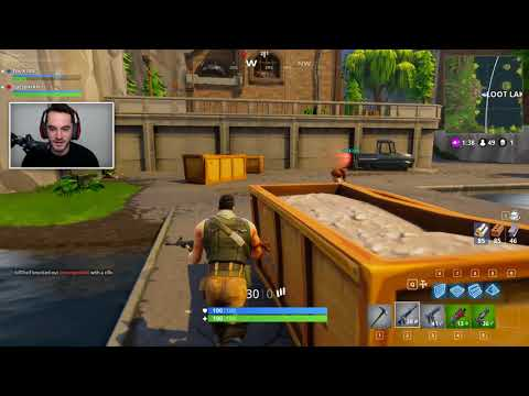 Road to Becoming a Pro - Fortnite Battle Royale