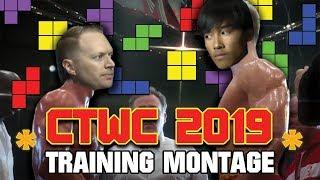 CTWC 2019 Training Montage ( Jonas VS Joseph )